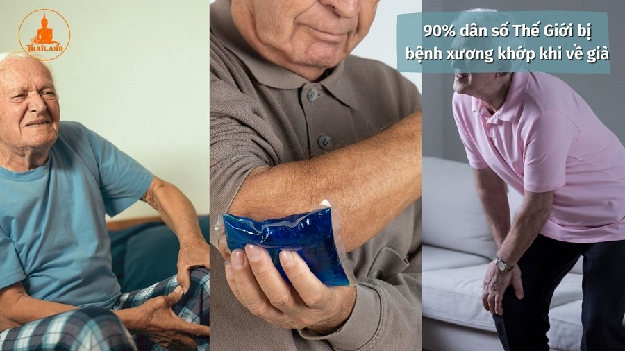 trị đau nhức xương khớp