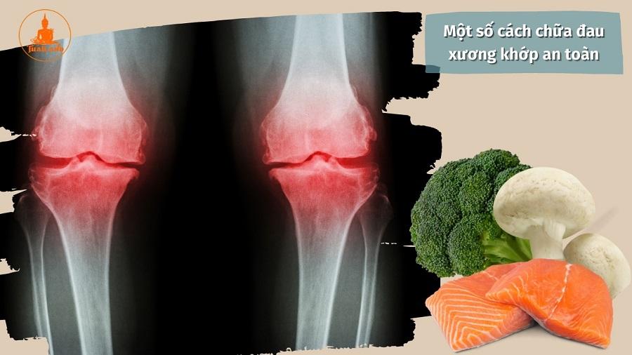 điều trị đau nhức xương khớp