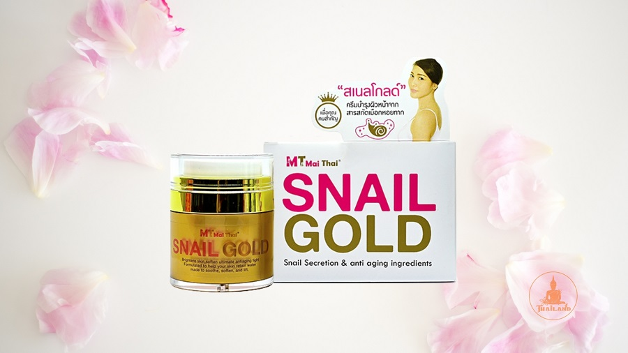 kem ốc sên snail gold