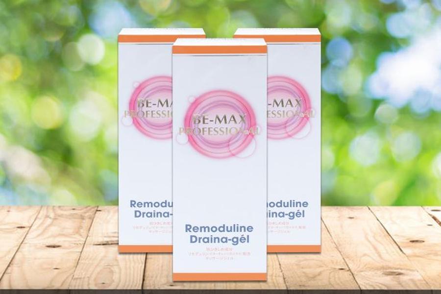 Gel massage tiêu mỡ Be-Max Remoduline Draina