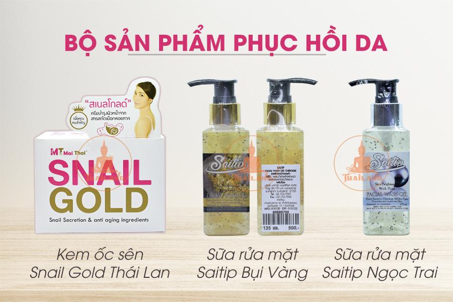 Sản phẩm phục hồi da Thái Lan
