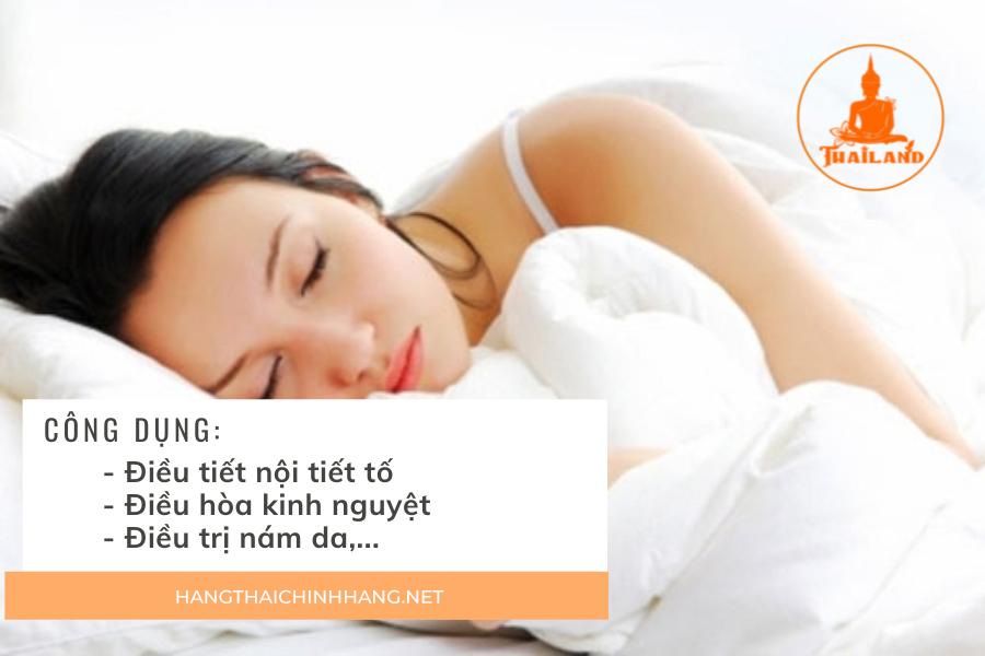 Công dụng của Thuốc rắn Tiaw Ging Wan