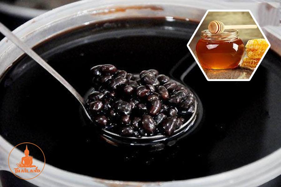 Bài thuốc đậu đen và mật ong dành cho người bệnh tiểu đường