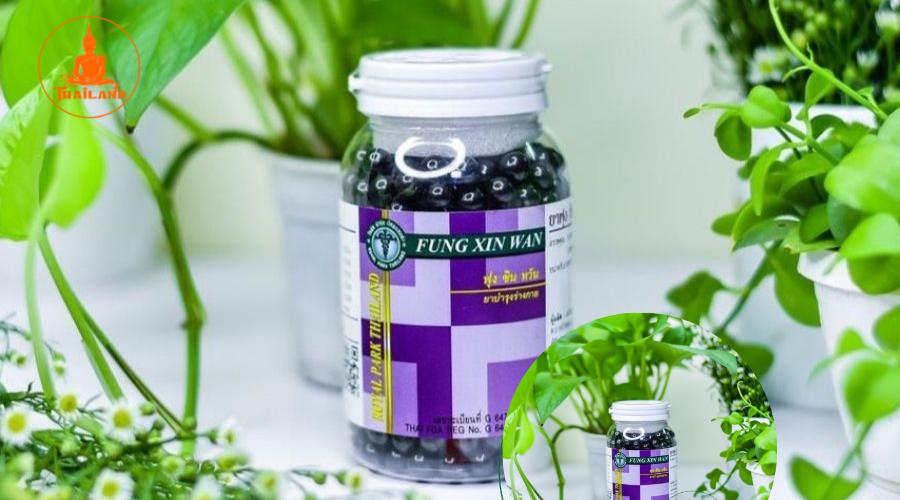 Thuốc rắn Fung Xin Wan: điều trị bệnh gai cột sống