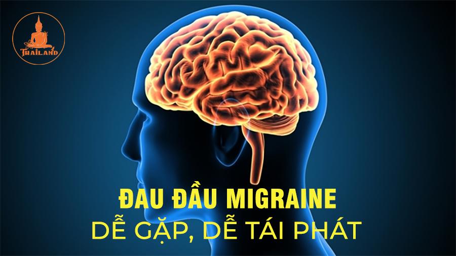 Nguyên nhân đau đầu migraine