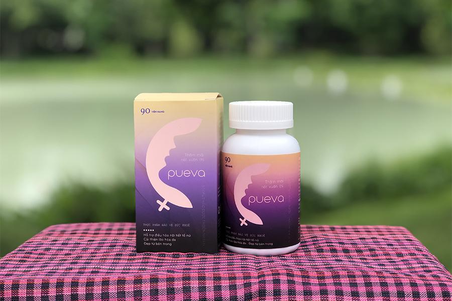 """""""PUEVA"""" – Thảo dược hàng đầu cho phụ nữ bị rối loạn nội tiết tố"""