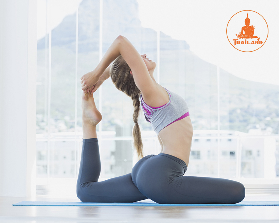 Tập yoga tốt cho người bị viêm khớp gối
