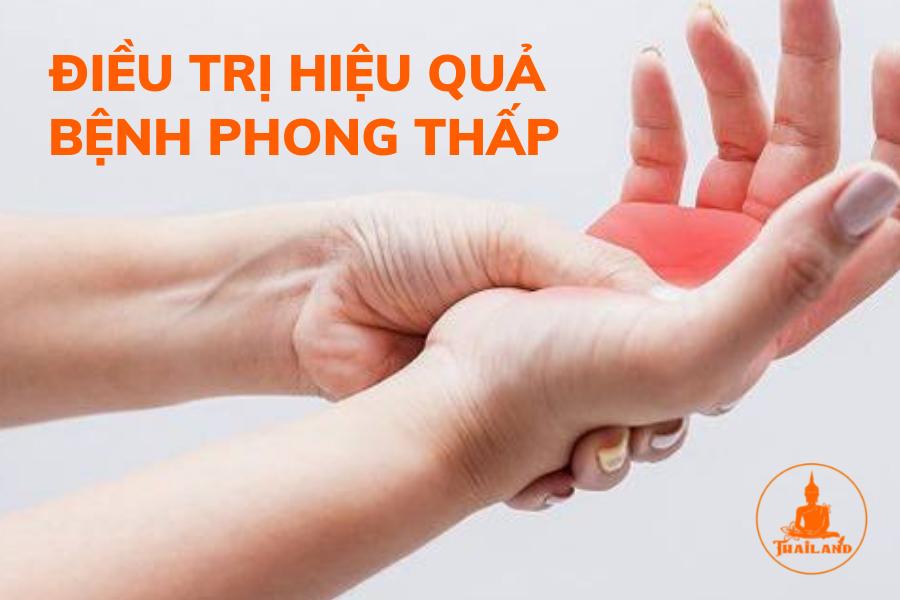 Thuốc Fung Xin Wan điều trị hiệu quả bệnh phong thấp