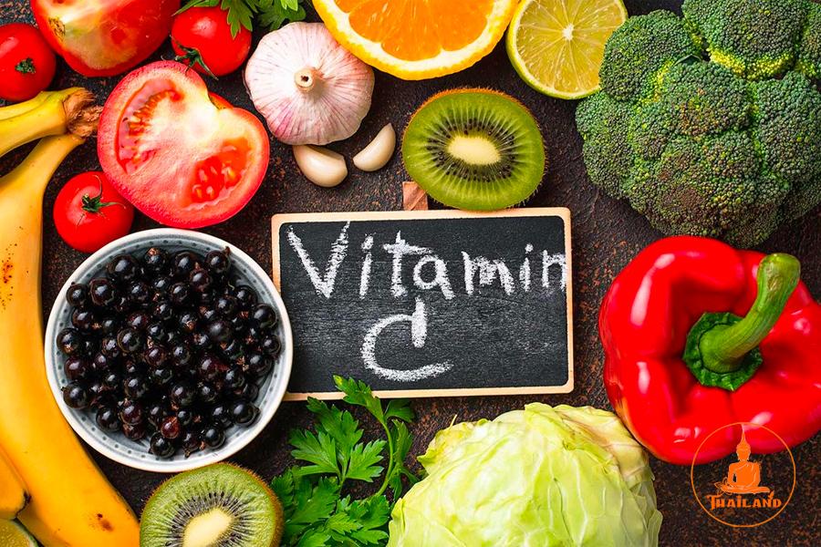 Cung cấp đủ Vitamin C