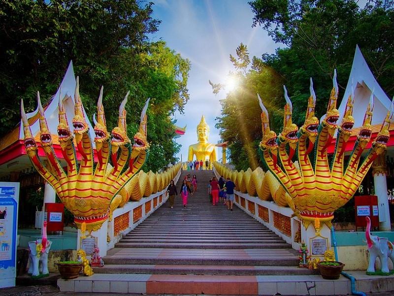 Tour Thái Lan 5 ngày 4 đêm khởi hành tháng 12/2019